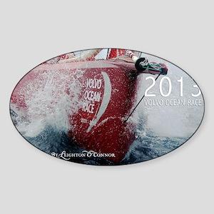 Volvo Ocean Race Sticker (Oval)