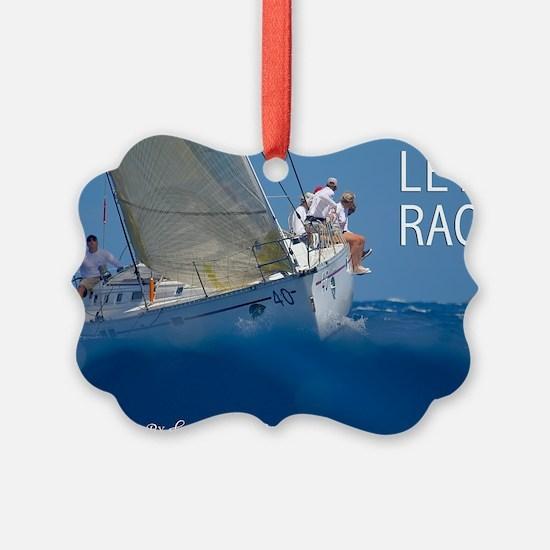 Sailing Calendar by Leighton OCon Ornament