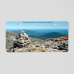 Extreme Landscapes 2013 Aluminum License Plate