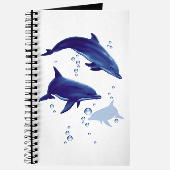 Blue dolphins Journal
