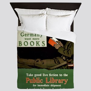 Yanks In Germany Want More Books - C B Falls - c19
