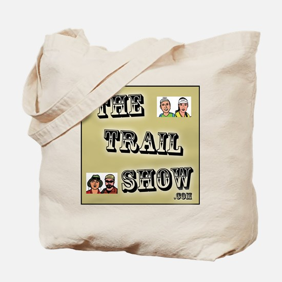 The Trail Show Tote Bag
