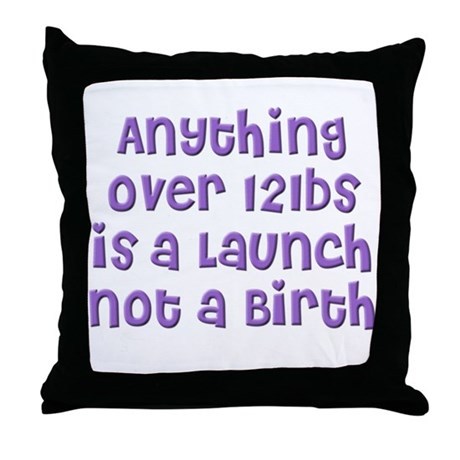 The 'Stretch' Throw Pillow