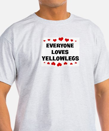 Loves: Yellowlegs T-Shirt