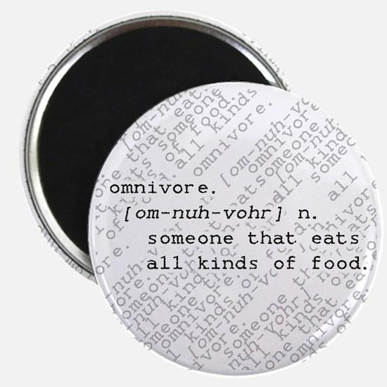Omnivore Magnet