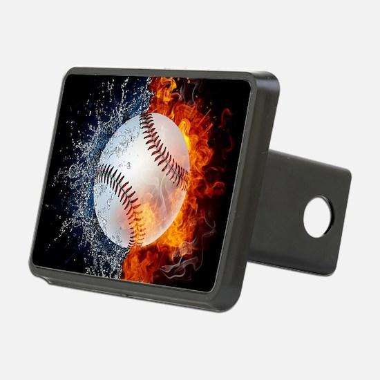 Baseball Hitch Cover