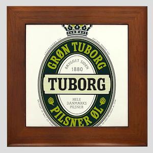 Tuborg Framed Tile