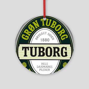 Tuborg Ornament (Round)