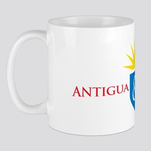 Antigua  Barbuda Mug