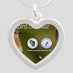 2013 BRAW Calendar Silver Heart Necklace
