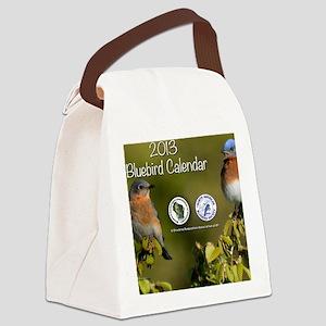 2013 BRAW Calendar Canvas Lunch Bag