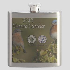 2013 BRAW Calendar Flask