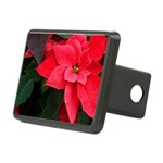 Holiday Poinsettia Hitch Cover