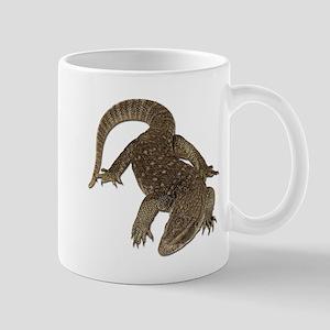 Komodo Dragon Photo Mug