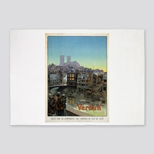 Verdun - Maurice Toussaint - 1919 - poster 5'x7'Ar