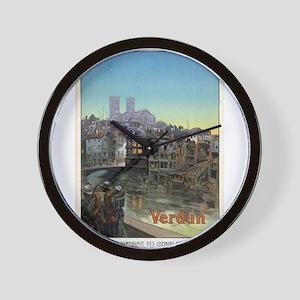 Verdun - Maurice Toussaint - 1919 - poster Wall Cl