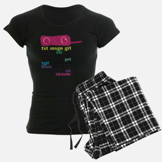 Princess Phone Pajamas