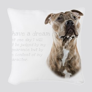 Dream Woven Throw Pillow
