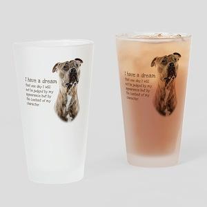 Dream Drinking Glass