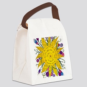 Sat Nam Canvas Lunch Bag