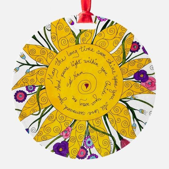 Sat Nam Ornament