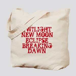 I Saw them first Movie Dates Tote Bag