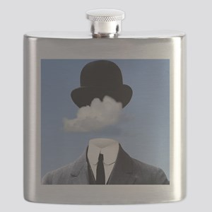 Head In The Clouds Flask