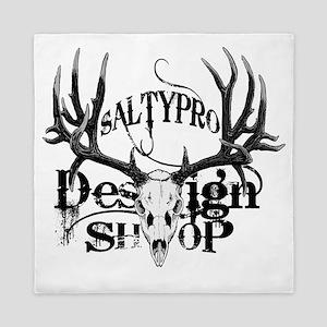 Saltypro Design Shop Queen Duvet