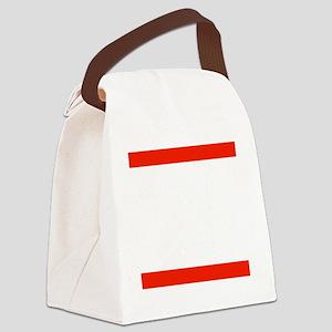 RUN SLU Canvas Lunch Bag