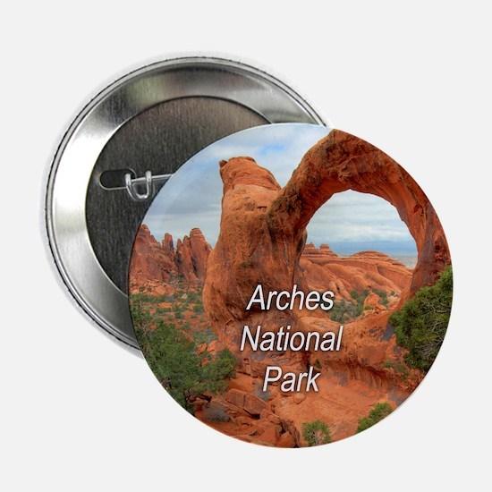 """Arches National Park 2.25"""" Button"""