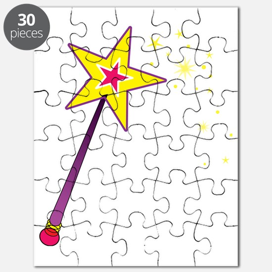 Magic Wand Puzzle