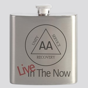 Live In The Now Flask