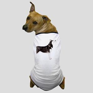 Husky Wraparound Dog T-Shirt