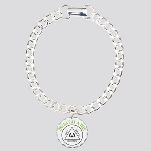 One Day At A Time Charm Bracelet, One Charm