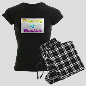 Property Of Marisol Female Pajamas
