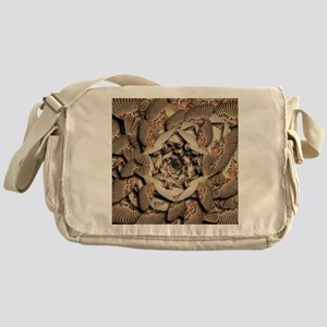 Forms of Nature 16 Messenger Bag