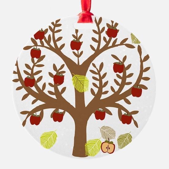 Apple Tree Ornament