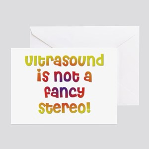 The Ultrasound Greeting Cards (Pk of 10)
