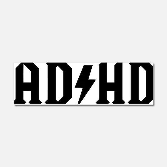 AD HD Car Magnet 10 x 3