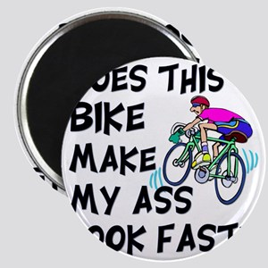 Funny Bike Saying Magnet