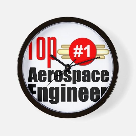 Top Aerospace Engineer   Wall Clock