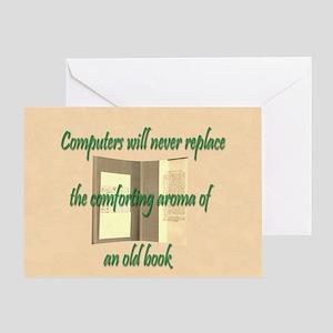 Messenger Bag 3 Greeting Card
