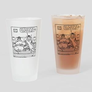 Bedtime Drinking Glass