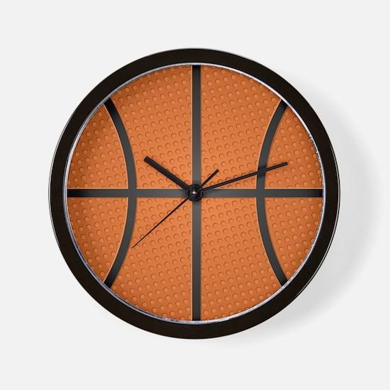 Basketball Wall Clock