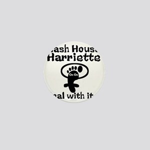 Hash House Harriette Mini Button