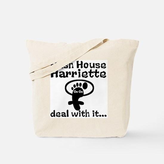 Hash House Harriette Tote Bag