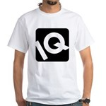 IQ - White T-Shirt
