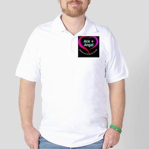 Ace + Angel Golf Shirt