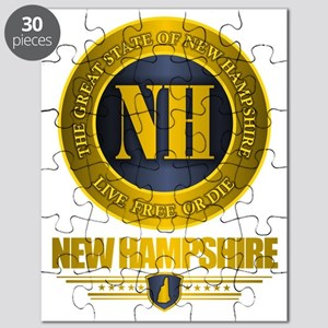 New Hampshire Gold Label Puzzle