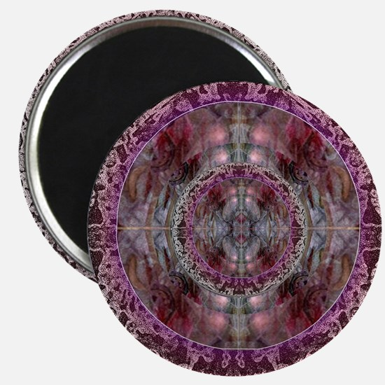 LAW OF ATTRACTION MANDALA Magnet
